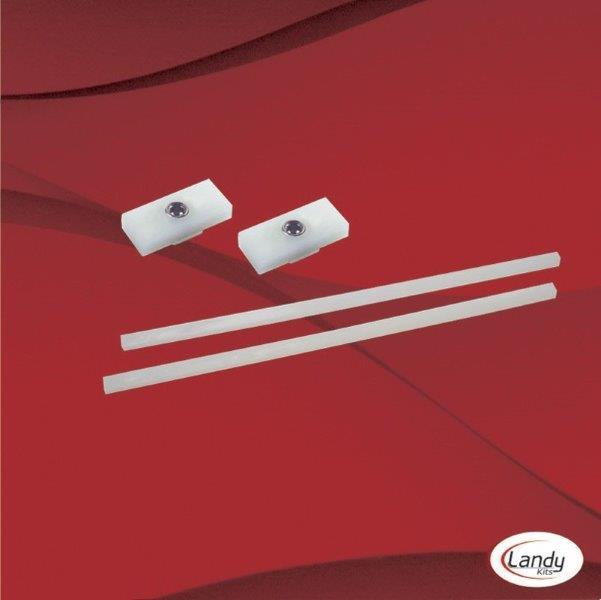 Componentes para fechamento de sacadas