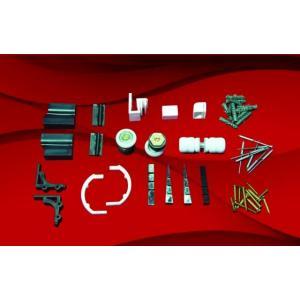 KIT BOX FRONTAL (F2) - PUXADOR DE AL LISO - BATEDOR PARAFUSO