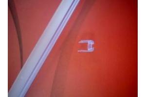 PERFIL PVC TRANSPASSE 8MM